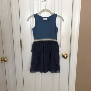 Hanna Andersson Girls Size 130 (size 8) Dress